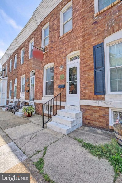 511 S Ellwood Avenue, Baltimore, MD 21224 - #: MDBA517078