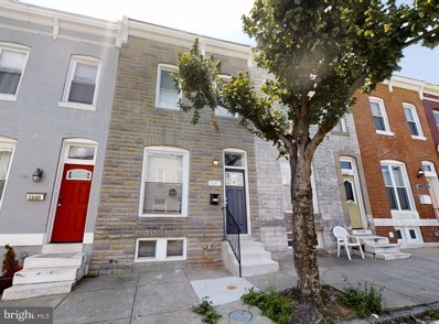 2642 Hampden Avenue, Baltimore, MD 21211 - #: MDBA517102