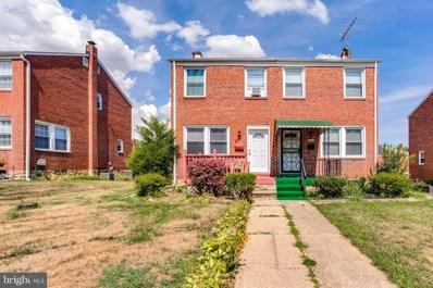 3908 Wilke Avenue, Baltimore, MD 21206 - #: MDBA517158