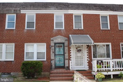 3853 Elmley Avenue, Baltimore, MD 21213 - #: MDBA517220