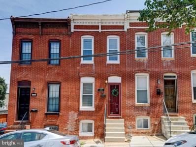1405 Jackson Street, Baltimore, MD 21230 - #: MDBA517226