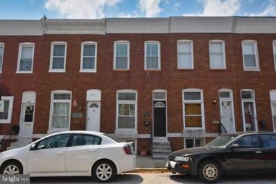 812 Fagley Street, Baltimore, MD 21224 - #: MDBA517272