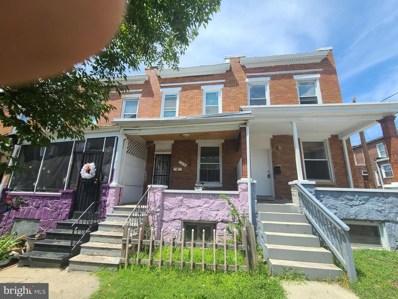 1118 N Lakewood Avenue, Baltimore, MD 21213 - #: MDBA517354