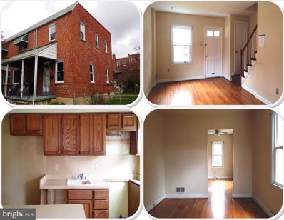 1436 Redfern Avenue, Baltimore, MD 21211 - #: MDBA517426