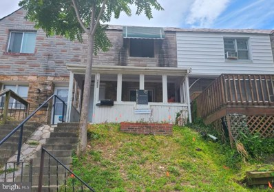 3833 8TH Street, Baltimore, MD 21225 - #: MDBA517496