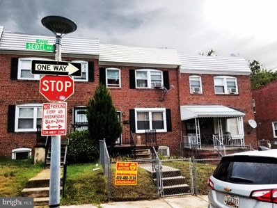 4244 Seidel Avenue, Baltimore, MD 21206 - #: MDBA517506