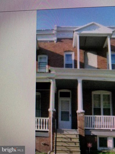 3215 Baker Street, Baltimore, MD 21216 - #: MDBA517538