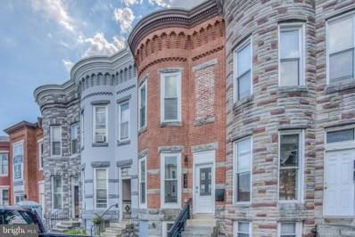 3418 Chestnut Avenue, Baltimore, MD 21211 - #: MDBA517560