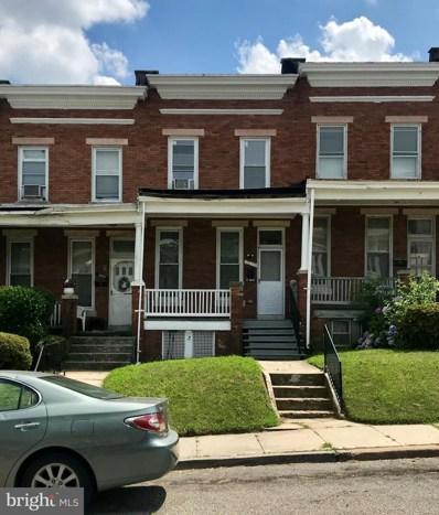 2835 Clifton Avenue, Baltimore, MD 21216 - #: MDBA517574