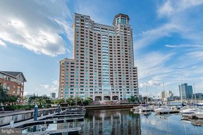 100 Harborview Drive UNIT PH4C, Baltimore, MD 21230 - MLS#: MDBA517664