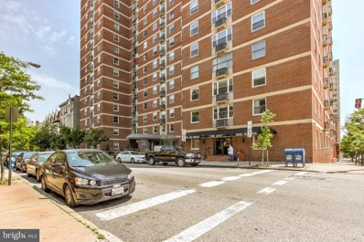 1101 Saint Paul Street UNIT 1611, Baltimore, MD 21202 - #: MDBA517700