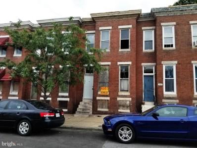 1705 N Calhoun Street, Baltimore, MD 21217 - #: MDBA517704