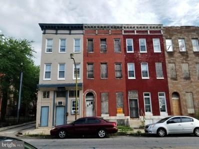 1722 W Lafayette Avenue, Baltimore, MD 21217 - #: MDBA517716