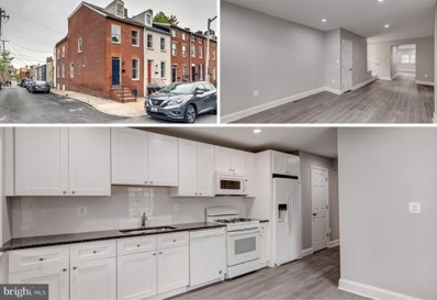 13 S Arlington Avenue, Baltimore, MD 21223 - #: MDBA517732
