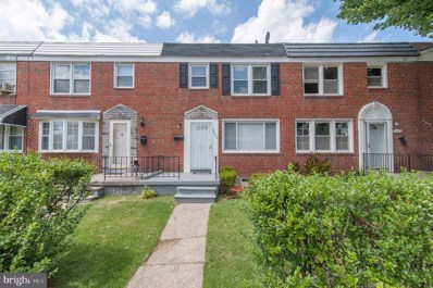 5422 Bucknell Road, Baltimore, MD 21206 - #: MDBA517832