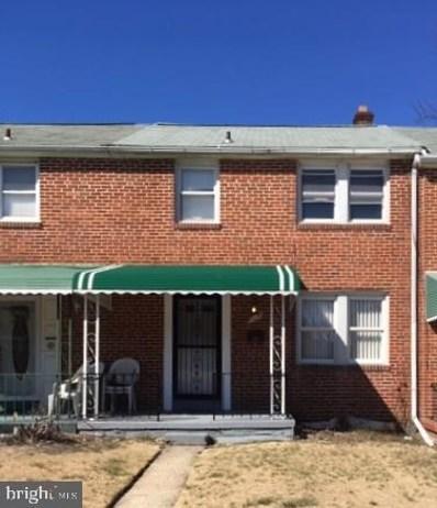 1310 Winston Avenue, Baltimore, MD 21239 - #: MDBA517996