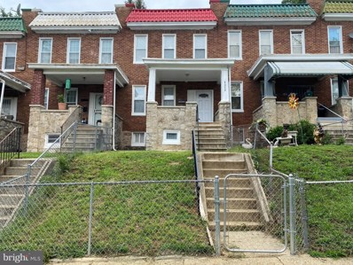 4032 Fairfax Road, Baltimore, MD 21216 - #: MDBA518024