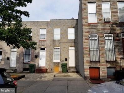 326 S Gilmor Street, Baltimore, MD 21223 - #: MDBA518060