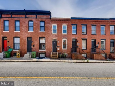 1815 Light Street, Baltimore, MD 21230 - #: MDBA518074