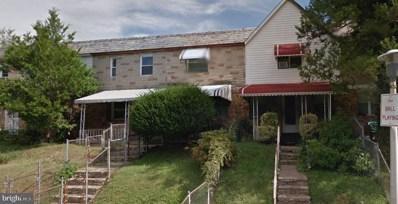 5017 Chalgrove Avenue, Baltimore, MD 21215 - #: MDBA518102