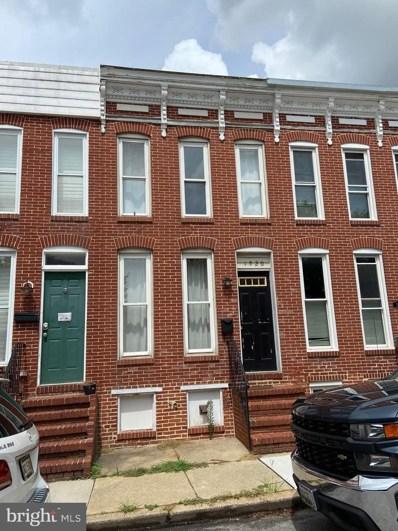 1520 Boyle Street, Baltimore, MD 21230 - #: MDBA518136