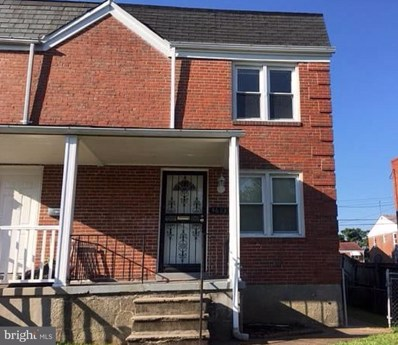 4613 Furley Avenue, Baltimore, MD 21206 - #: MDBA518326