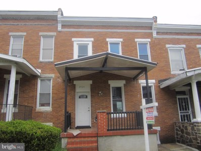 2920 Windsor Avenue, Baltimore, MD 21216 - #: MDBA518350