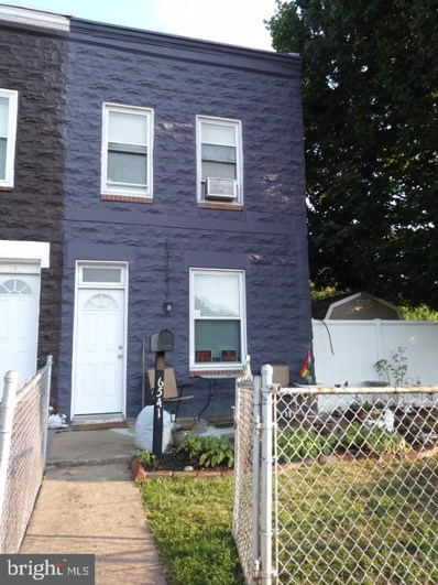 6541 Baltimore Avenue, Baltimore, MD 21222 - #: MDBA518400