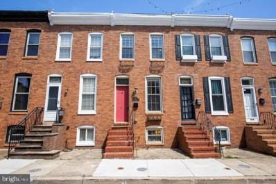 509 S Glover Street, Baltimore, MD 21224 - #: MDBA518496
