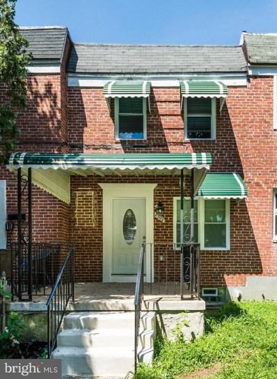 2302 N Dukeland Street, Baltimore, MD 21216 - #: MDBA518506