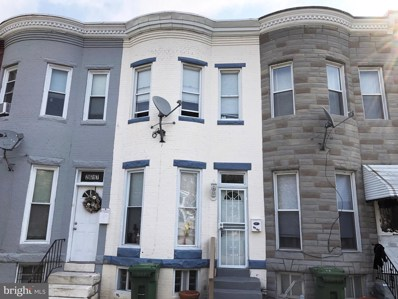 2615 Boone Street, Baltimore, MD 21218 - #: MDBA518532
