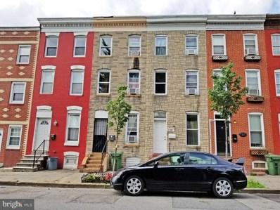 1507 Ramsay Street, Baltimore, MD 21223 - #: MDBA518542
