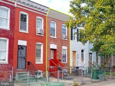 1923 McHenry Street, Baltimore, MD 21223 - #: MDBA518584