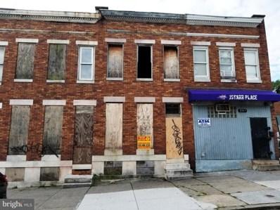 2745 Harlem Avenue, Baltimore, MD 21216 - #: MDBA518610