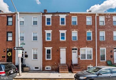 17 W West Street, Baltimore, MD 21230 - #: MDBA518618