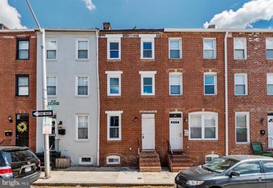 17 W West Street, Baltimore, MD 21230 - #: MDBA518618