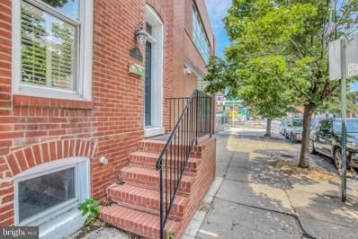 1126 S Hanover Street, Baltimore, MD 21230 - #: MDBA518636