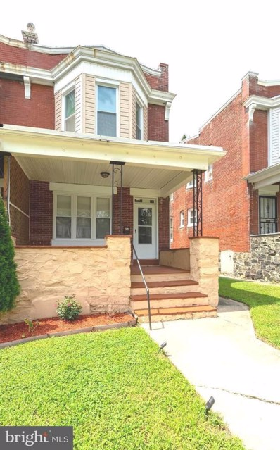 2128 Mount Holly Street, Baltimore, MD 21216 - #: MDBA518640