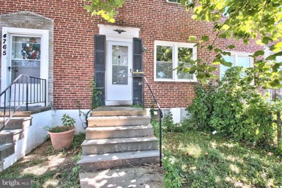 4763 Shamrock Avenue, Baltimore, MD 21206 - #: MDBA518710