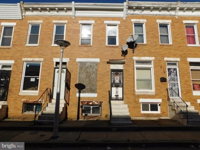 2614 Grogan Avenue, Baltimore, MD 21213 - #: MDBA518714