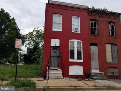 1809 Rayner Avenue, Baltimore, MD 21217 - #: MDBA518746