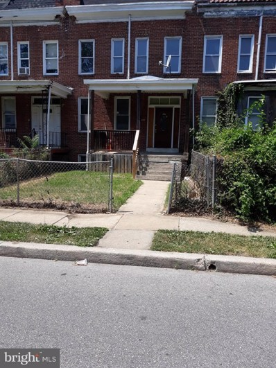 3722 W Garrison Avenue, Baltimore, MD 21215 - #: MDBA518784