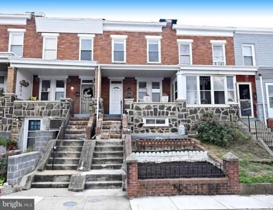 711 Oldham Street, Baltimore, MD 21224 - #: MDBA518812