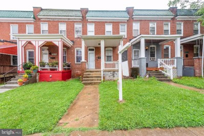 5206 Ivanhoe Avenue, Baltimore, MD 21212 - #: MDBA518828
