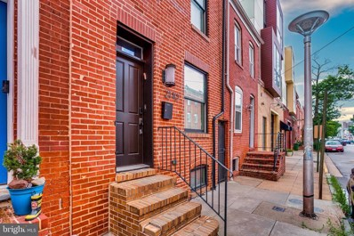 2110 Cambridge Street, Baltimore, MD 21231 - #: MDBA518838