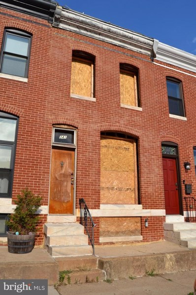 341 S Clinton Street, Baltimore, MD 21224 - #: MDBA518842