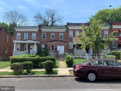 4137 Fairview Avenue, Baltimore, MD 21216 - #: MDBA518856
