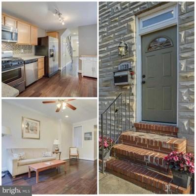 1739 E Lombard Street, Baltimore, MD 21231 - #: MDBA518876