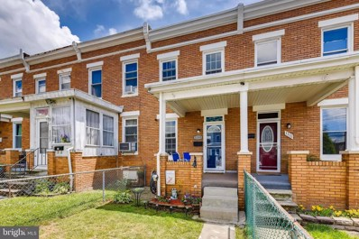 1109 W 40TH Street, Baltimore, MD 21211 - #: MDBA518880