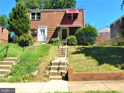 3813 Parkview Avenue, Baltimore, MD 21207 - #: MDBA518890